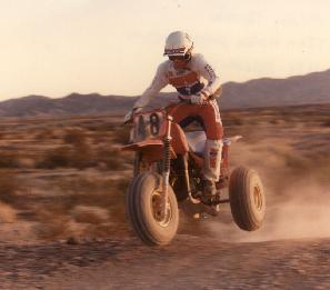 Mike Tarter 3 wheeler